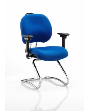 Chiro Plus Cantilver Visitor Chair