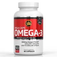 Mega Caps OMEGA 3