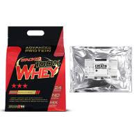 100% Whey + GRATIS BC Creatin 300 g