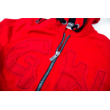 Logo Hooded Jacket7
