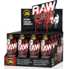 Raw intensity Shot