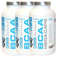BCAA Mega Caps 3er Pack