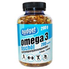 Budget Omega 3