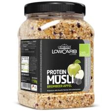 Protein Müsli Brombeer Apfel - MHD 03/2018