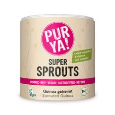 Super Sprouts Quinoa gekeimt