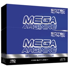 Mega Arginine Blister BOX 2er Pack