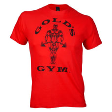 Classic Golds Gym Logo T Shirt