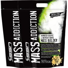 SSN Mass Addiction 2er Pack