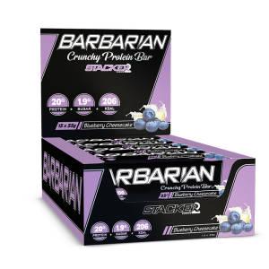 Barbarian Bar Box - Blueberry Cheescake