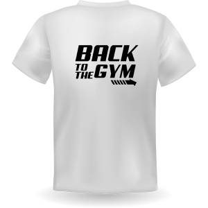 BC Back to the Gym T Shirt