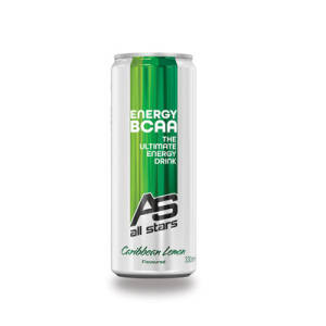 Energy BCAA Drink - Caribbean Lemon