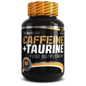 Caffeine and Taurine