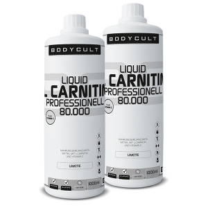 Liquid L Carnitin Prof. 80 000 2er Pack