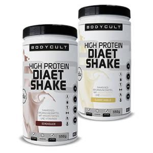 High Protein DIAET Shake 2er Pack