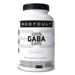 100% GABA Caps