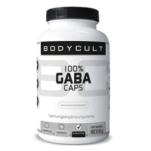 BC 100% GABA Caps
