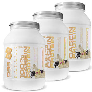 100% Pure Casein 3er Pack