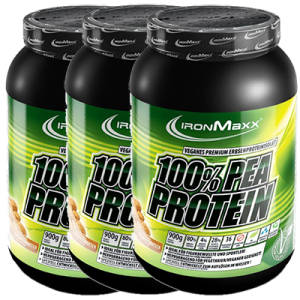 100% Pea Protein 3er Pack