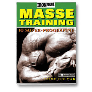 Ironmans Masse Training / Steve Holmann