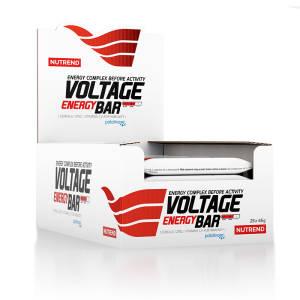 Voltage Energy Bar Box