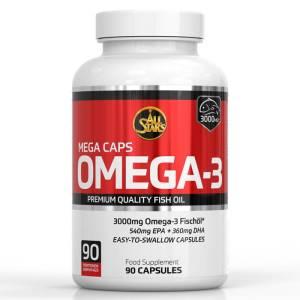 OMEGA 3 Mega Caps