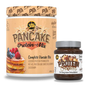 Protein Pancake + Protein Cream