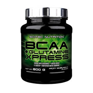 BCAA + Glutamin Xpress