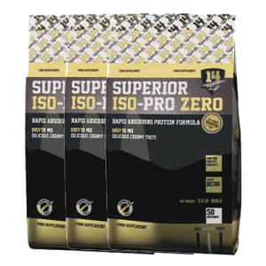 ISO PRO Zero 3er Pack