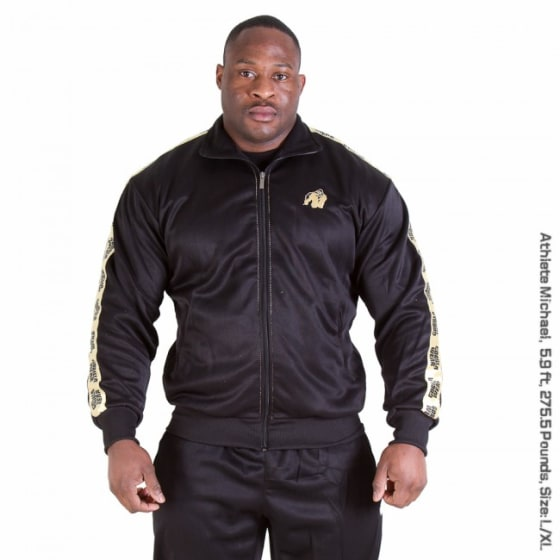 Gorilla Track Jacket  Gold Edition