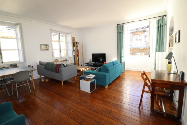 Beautiful apartment in the center of Bordeaux, perfectly located.