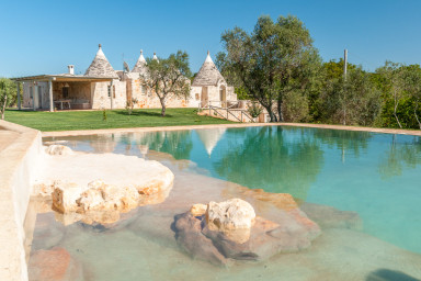 Trulli Tra Pietre Full: Luxury Trulli with Private Pool in Ceglie Messapica