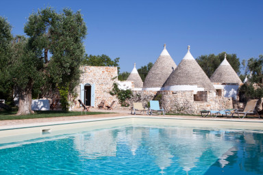 Trulli Fico d'India: Luxury Trulli in Puglia with private pool