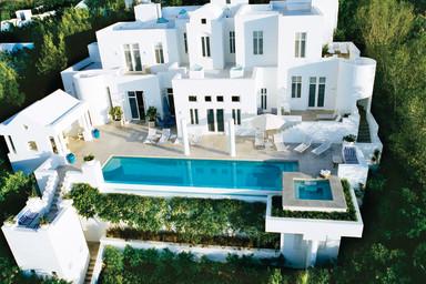 Villa Sand Elements