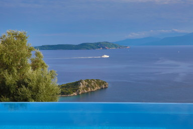 Villa Pegasus - Endless view on the Ionian sea