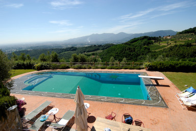 Tre fantastiska villor med pool perfekt för större sällskap
