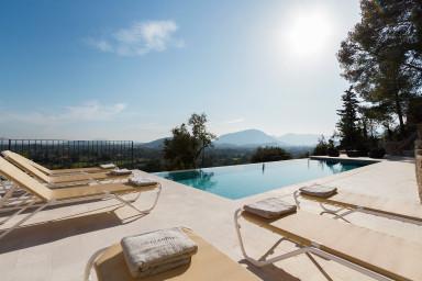 Läcker villa med spektakulär utsikt