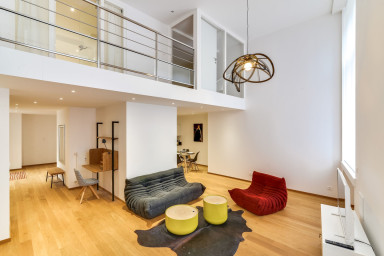 Luxury and confortable Loft / Center of Strasbourg
