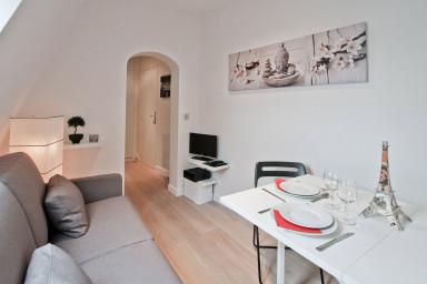 Cocoon Studio in Marais center