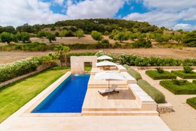 En magnifik och lyxig villa med 2 terrasser för total avkoppling