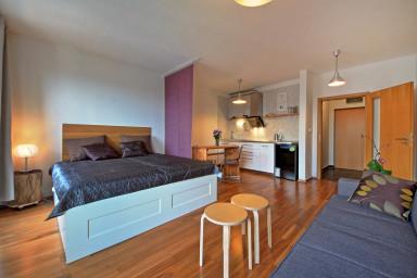 Hluboká Apartment in Hluboká