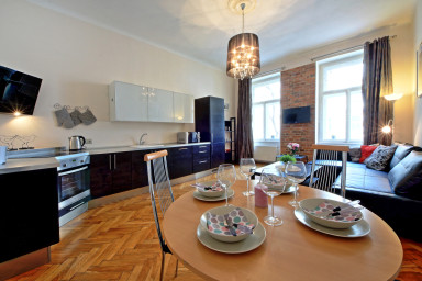 Three-bed Apartment Anica