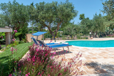 Trulli Margherita: Lovely Trulli with Pool