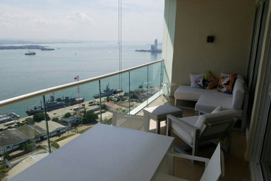 Spectacular Ocean and Bay View Condo in Cartagena