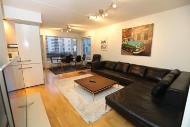 Sonderland Apartments - Platous gate 31 (Sleeps 9 - 4 BR)