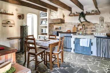 Villa l'Angelière - Maison atypique en Provence, pour vacances en famille