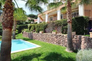 Superbe Villa avec vue mer