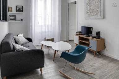 Confortable 3p Quartier Port Place du Pin