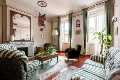 Appartement familial au cœur de la ville