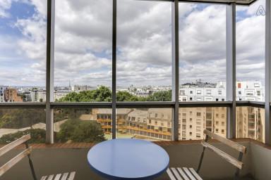Spacieux appartement avec balcon