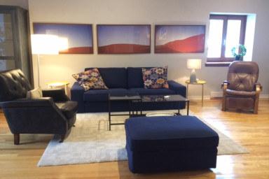 Furnished condo 2 bedroom in Old Montreal